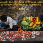 Alimentación y medicina