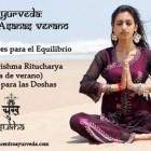 yogAyurveda: RitucharyAsanas Verano