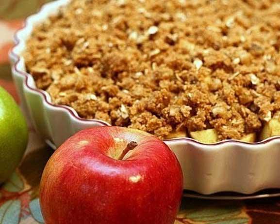 crocante-manzana