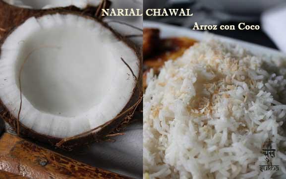 narial-chawal