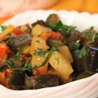 Sabji: Curry de Vegetales