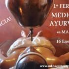 1º Feria de la Medicina Ayurveda en Madrid