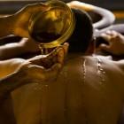 Masajes de la Medicina Ayurveda. Taller