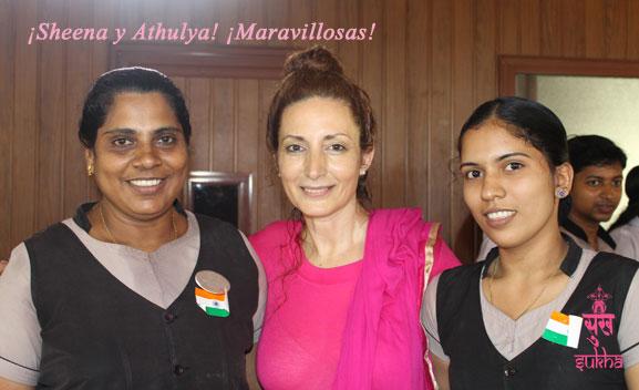 Sheena-y-Athulya