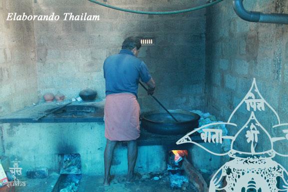 preparando-thailam
