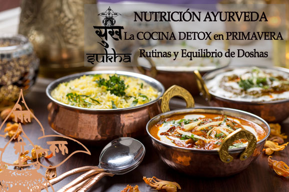 Nutrición-Ayurveda